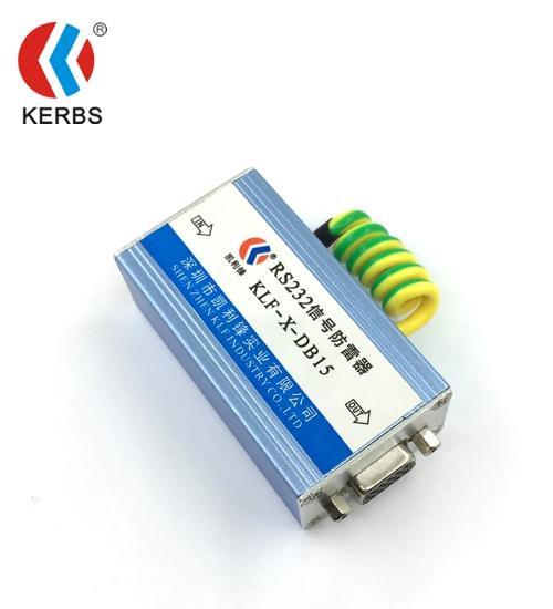 RS232串口信号防雷器