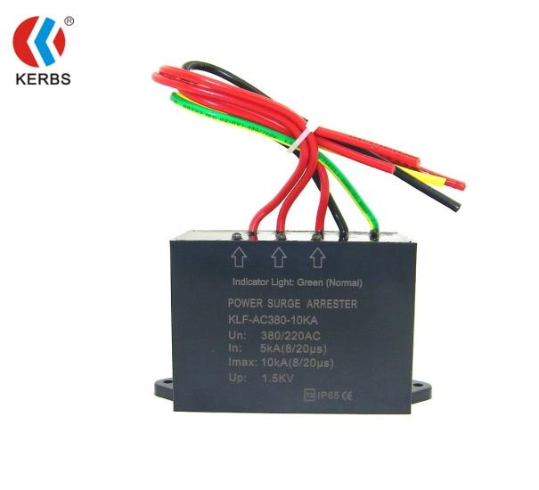 三相电源防雷器